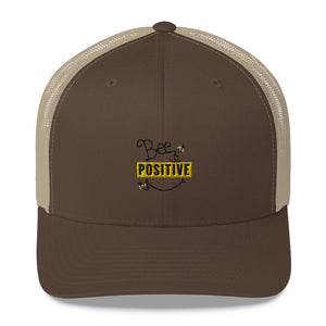 (Bee positive) Casquette Trucker