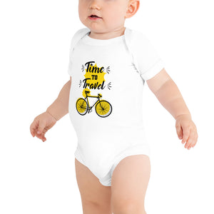 (TIME TO TRAVEL) BABY T-Shirt
