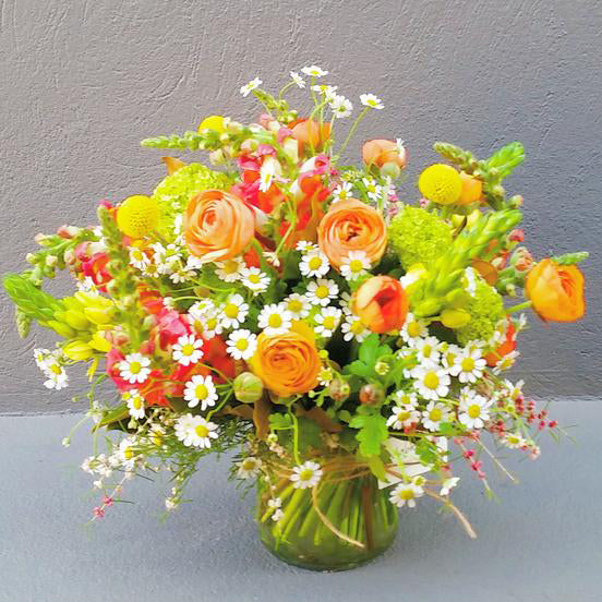 Fresh Citrus Posy