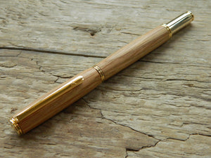 Suffolk Prince Rollerball Antique Oak