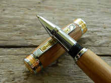 Load image into Gallery viewer, Suffolk King Rollerball Pen Whiskey Barrel