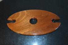 Load image into Gallery viewer, Handmade Mahogany Wine Butler