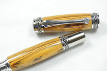 Load image into Gallery viewer, Emperor Fountain Pen in Bocote Wood