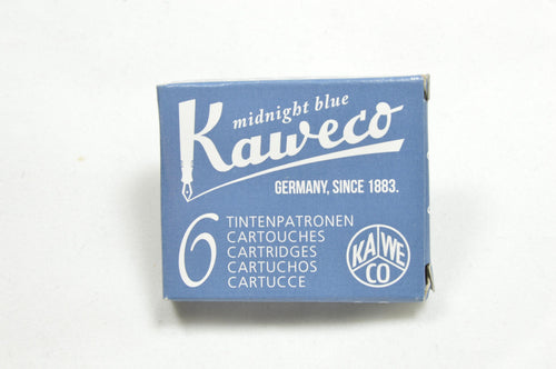Kaweco Ink Cartridges for our Suffolk Regent, Suffolk Monarch and Emperor Fountain Pens