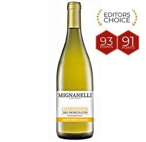 Editors Choice | Best Buy | 93 Points | 91 Points | Rancho Viñedo Vineyard | Chardonnay