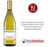Wine Enthusiast | 93 Points | Rancho Viñedo Vineyard | Chardonnay