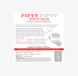 Pinot Noir | Fifty-Fifty