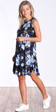 Load image into Gallery viewer, Sleeveless Ruffle Hem Dress
