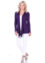 Load image into Gallery viewer, Drape Open Cardigan