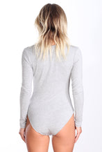 Load image into Gallery viewer, Casual Long Sleeve Bodysuit
