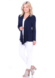 Drape Open Cardigan