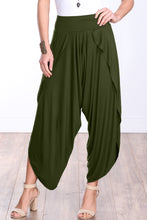 Load image into Gallery viewer, Olive Comfy Harem Pants