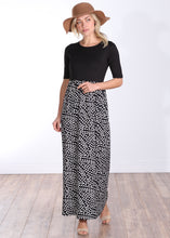 Load image into Gallery viewer, Casual 3/4 Sleeve Long Maxi Dress