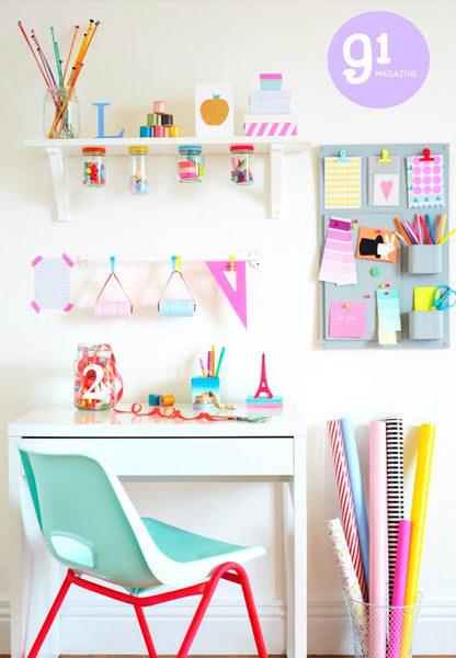 Get organised for your child's room