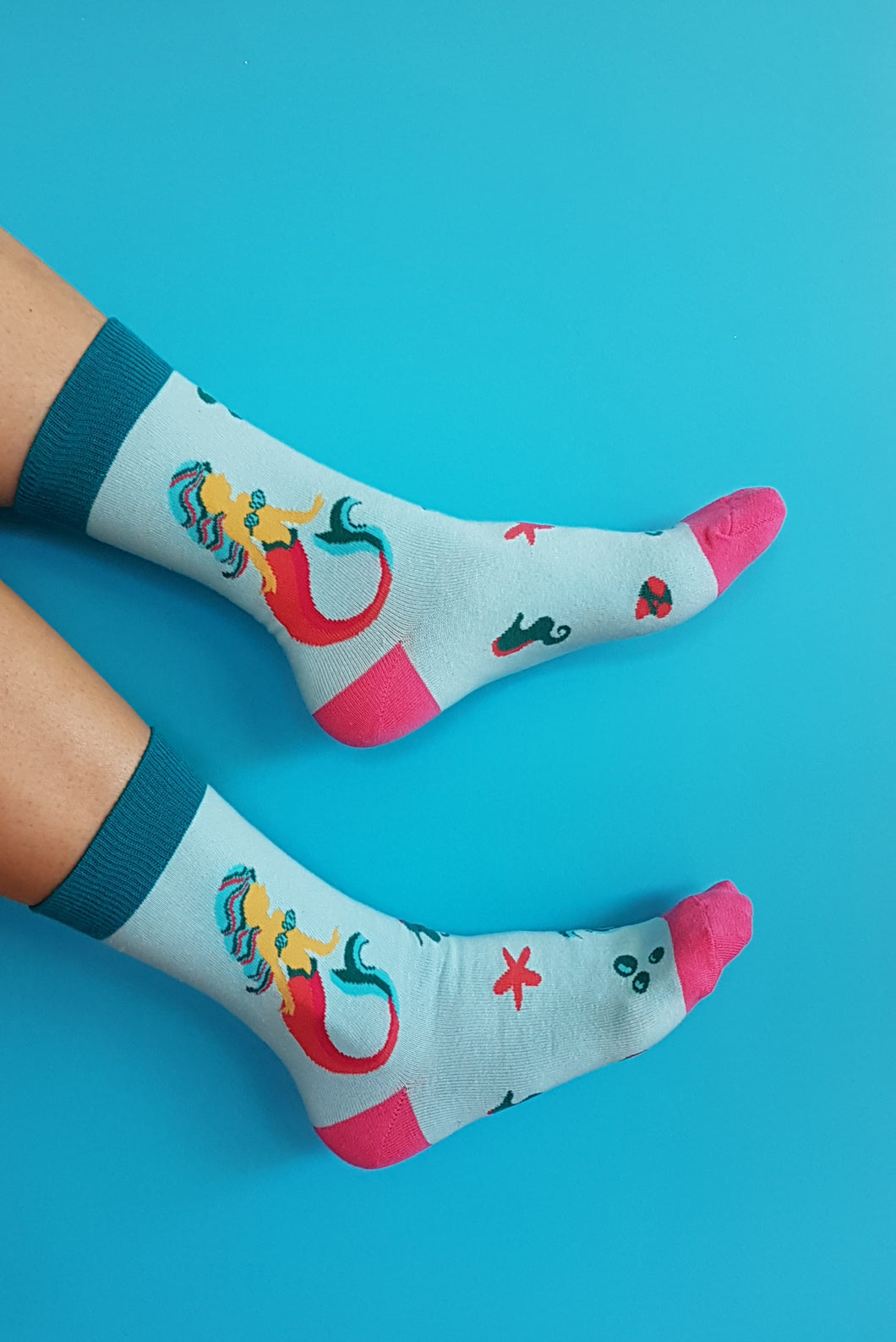 Mermaid Socks