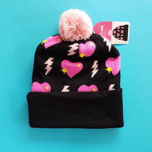 Quirky Girl Beanie
