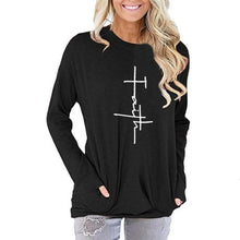 Load image into Gallery viewer, Femmes Women Faith Sweatshirt