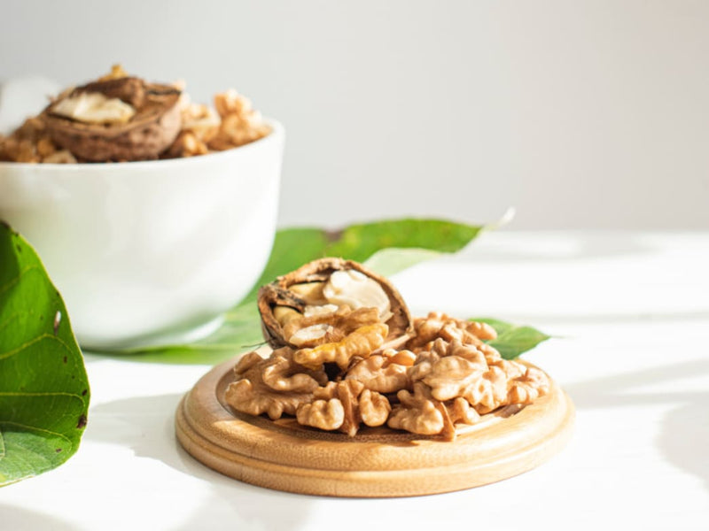 Healthy Recipes with Walnuts