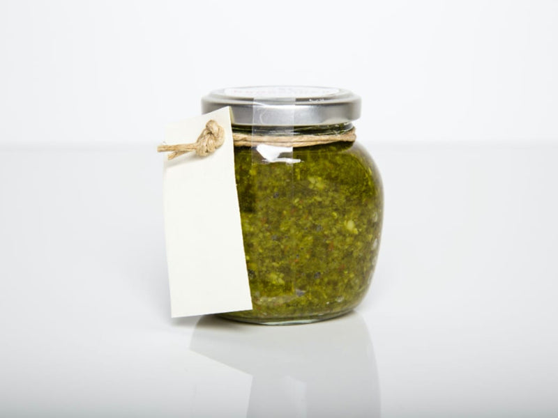 Versatile Spinach Basil Pesto Recipe