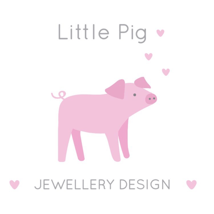 Little Pig Jewellery Design Collection