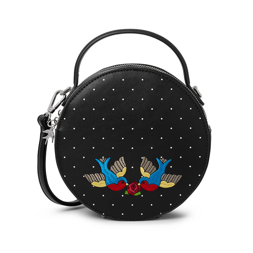 Erstwilder Betty Jo Sparrow Hip Bag