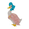 Erstwilder x Jemima Puddle Duck Brooch