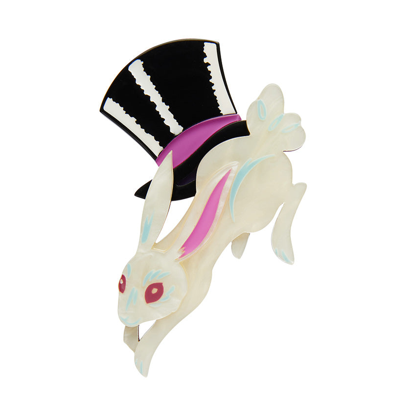 Erstwilder x Kitschy Witch Hat Trick Brooch