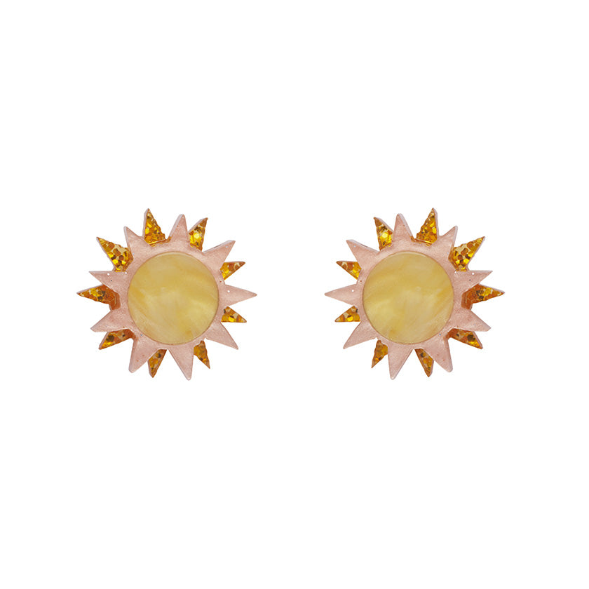 Erstwilder Golden Ray Earrings