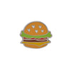 Erstwilder Hearty Hamburger Enamel Pin