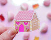 Home Sweet Home Brooch *Pre-order for end of Feb*