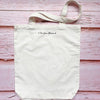 Fab Fifi and Frenchie Cotton Tote Bag