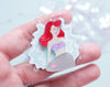I Love Crafty the Little Mermaid Brooch