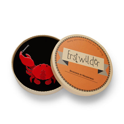 Erstwilder Crustacean Elation Necklace
