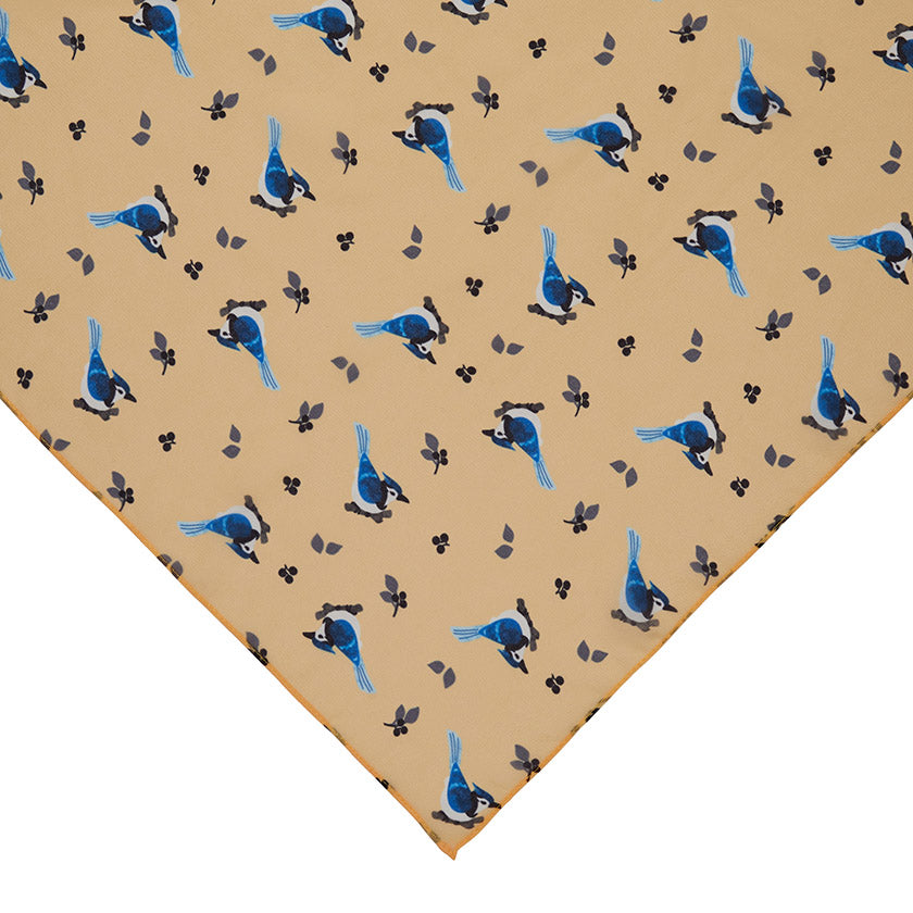 Erstwilder The Blue Jay Head Scarf
