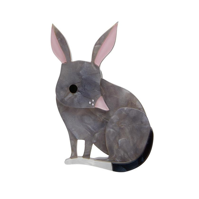 Erstwilder Bouncy Burrow Dweller Bilby Brooch Bouncy Burrow Sweller Bilby Brooch Erstwilder