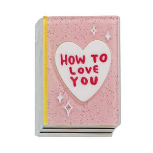 Erstwilder How To Love You Brooch How To Love You Brooch Erstwilder