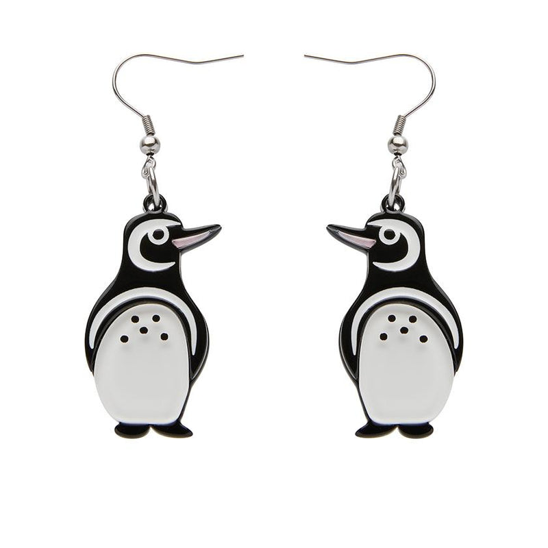 Erstwilder Northside Wanderer Penguin Earrings Northside Wanderer Penguin Earrings Erstwilder