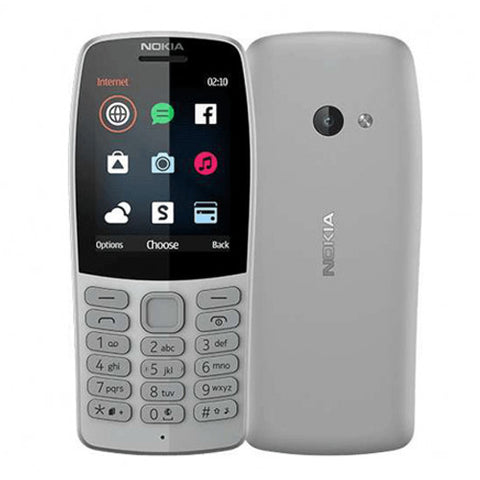 Nokia 210 feature phone 2.4'' Dual Sim Torch VGA C-G