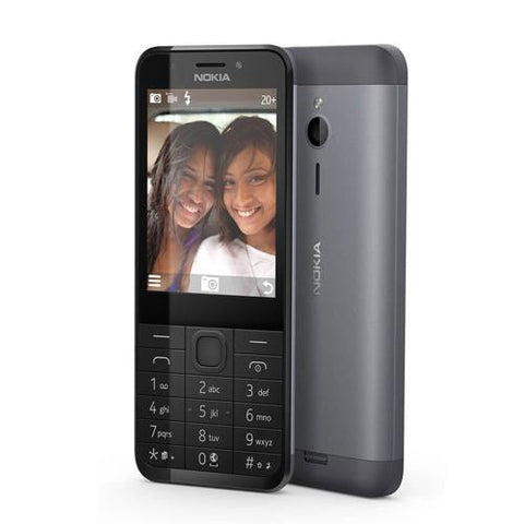 Nokia 230 feature phone 2.8'' Dual Sim Torch Dual