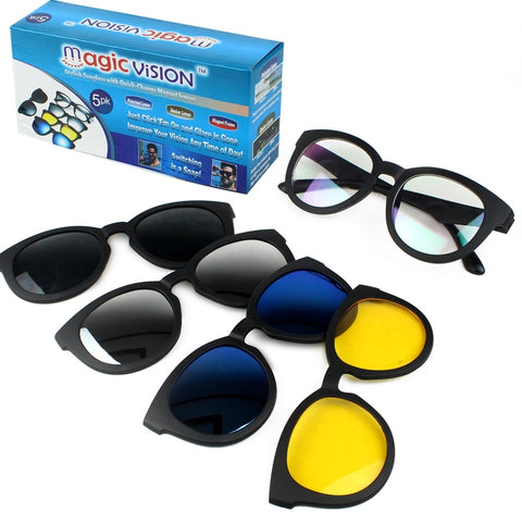 magic vision 5 in 1