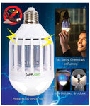 ZAPPLIGHT led bug zapper light