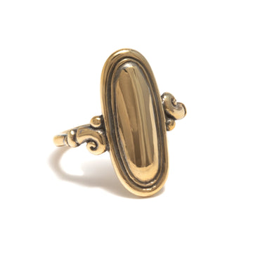 Long Dome Ring