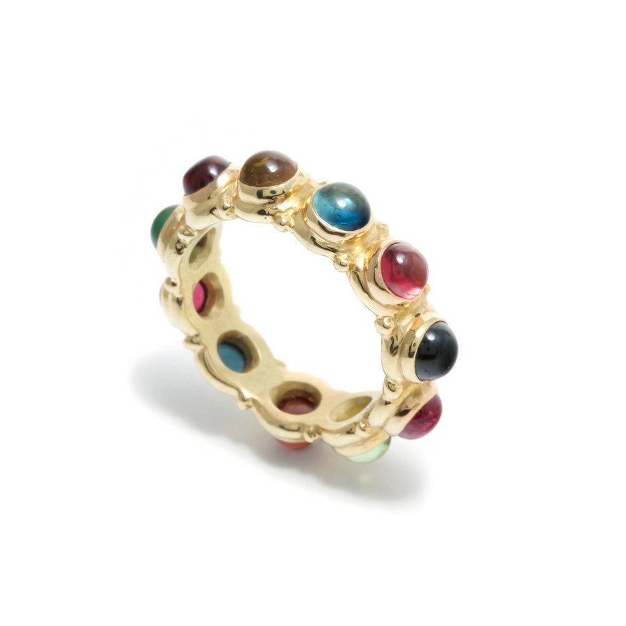 Tourmaline All-Around Ring