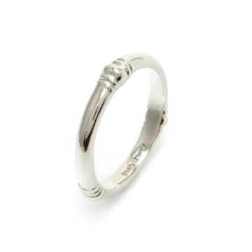 'Siena' Wedding Band in Platinum