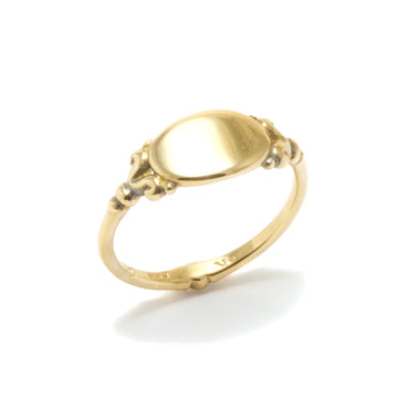 Delicate Signet Ring