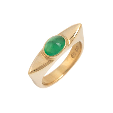 Ancient Signet Ring with Emerald