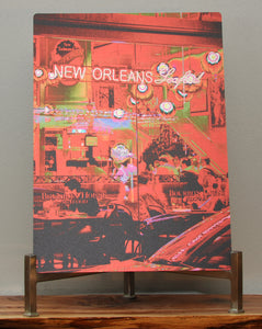 "MAX-Metal Artwork | ""New Orleans: Urban"""