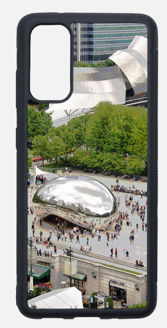 """Chicago Theater"" Phone Case"