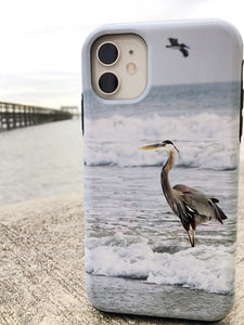 Florida's Seabirds Phone Case