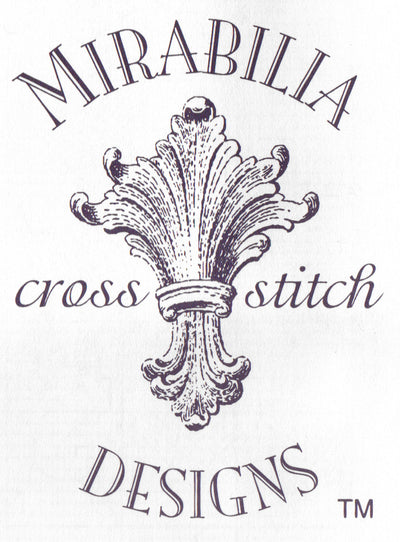Mirabilia cross stitch designs